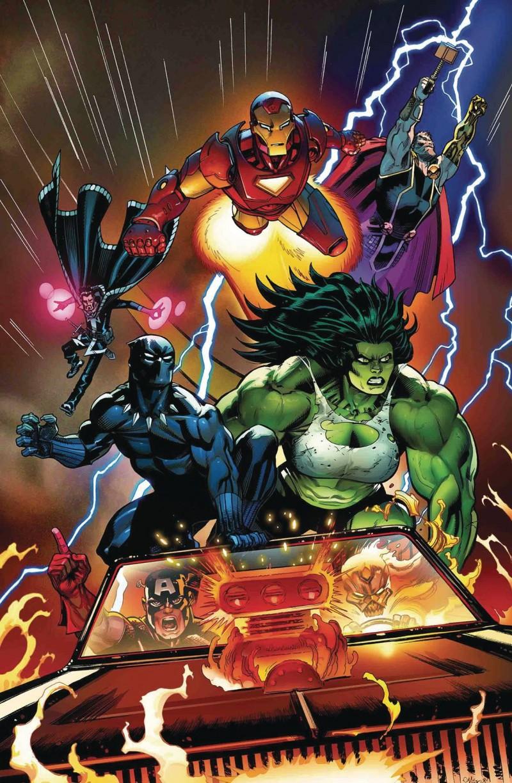 Avengers V7 #6