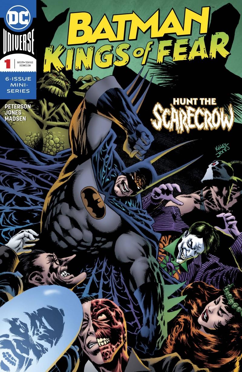 Batman Kings of Fear #1 CVR A