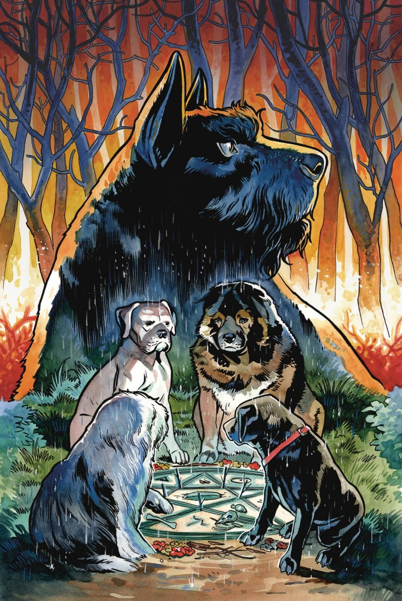 Beasts of Burden Wise Dogs and Eldritch Men #1 CVR A