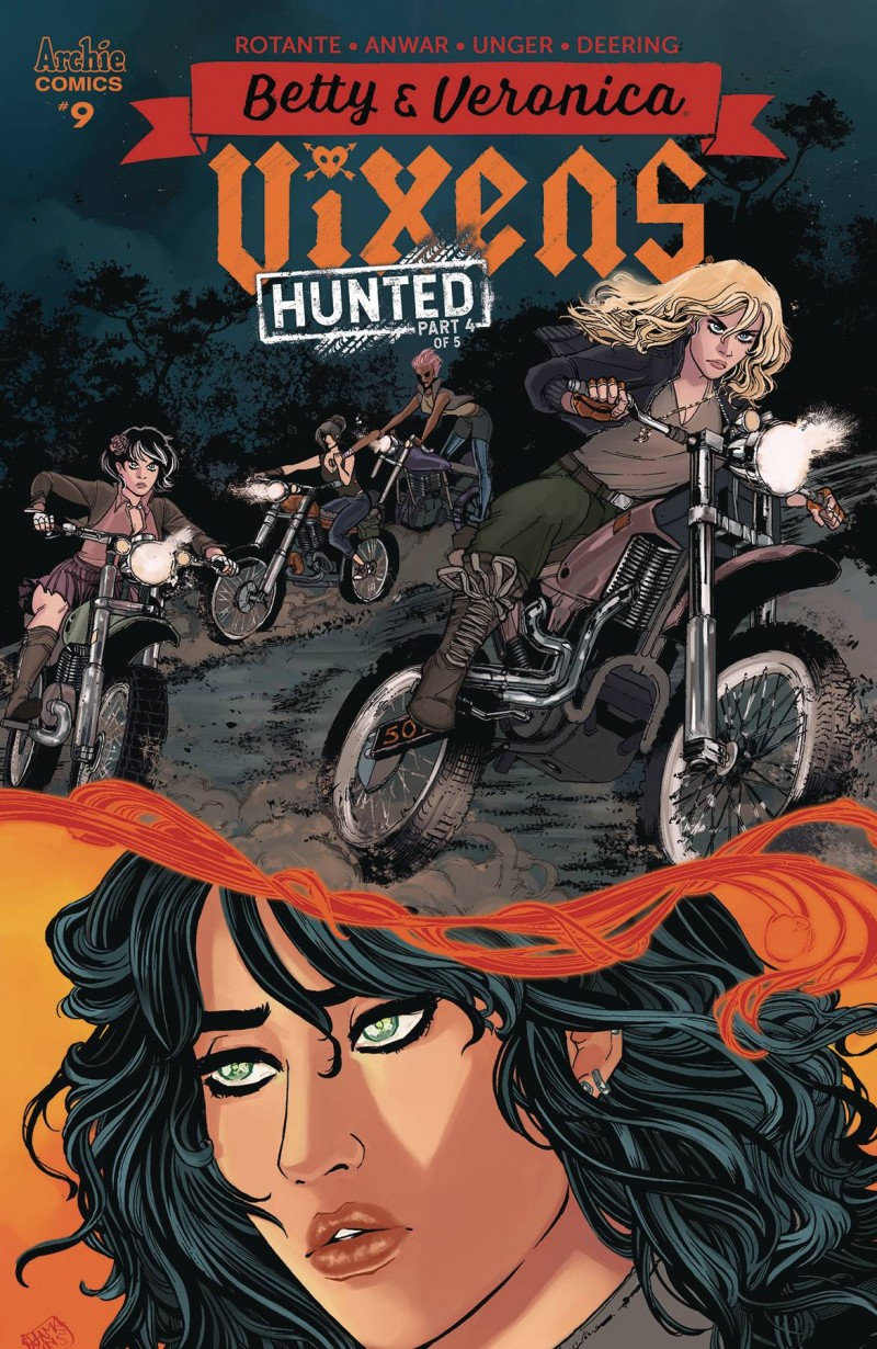 Betty and Veronica Vixens #9