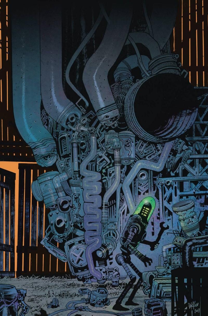 Black Hammer Age of Doom #4 CVR B