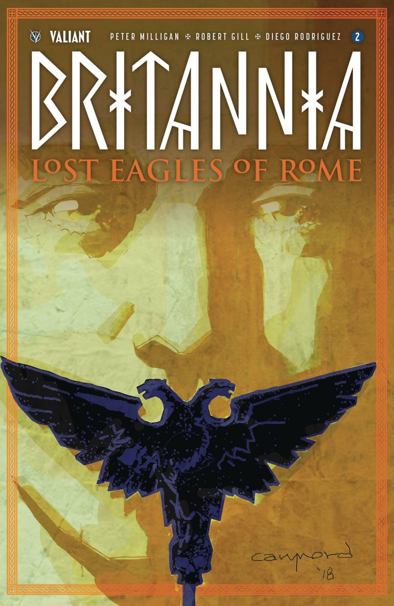 Britannia Lost Eagles of Rome #2 CVR A Nord