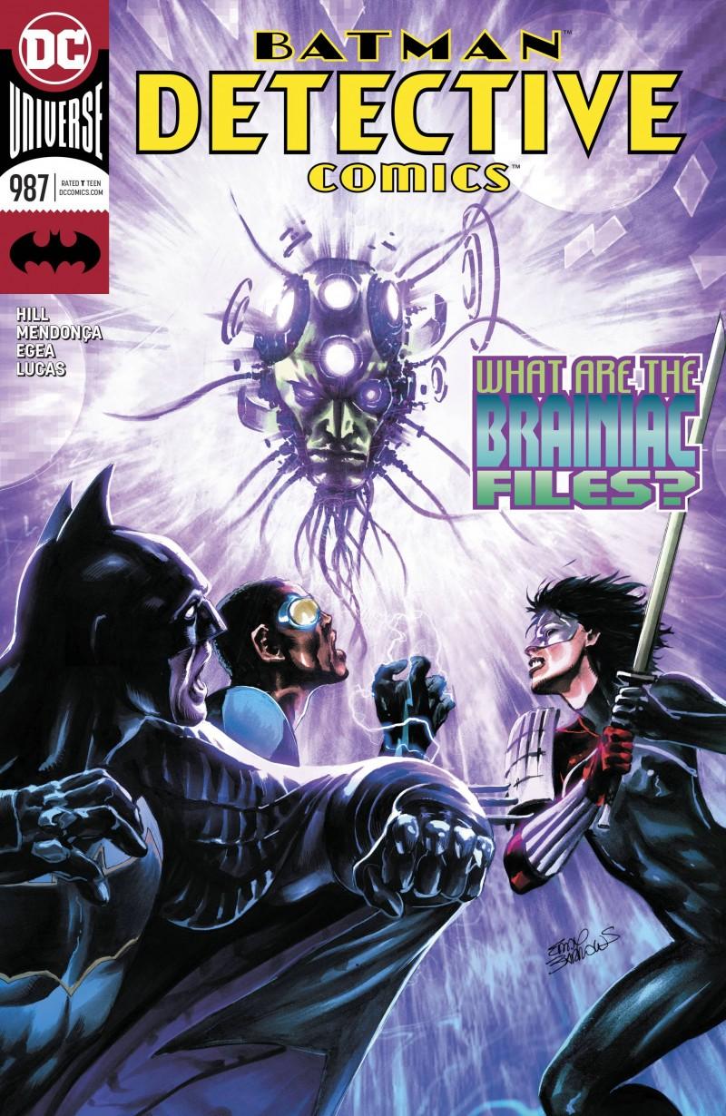 Detective Comics #987 CVR A