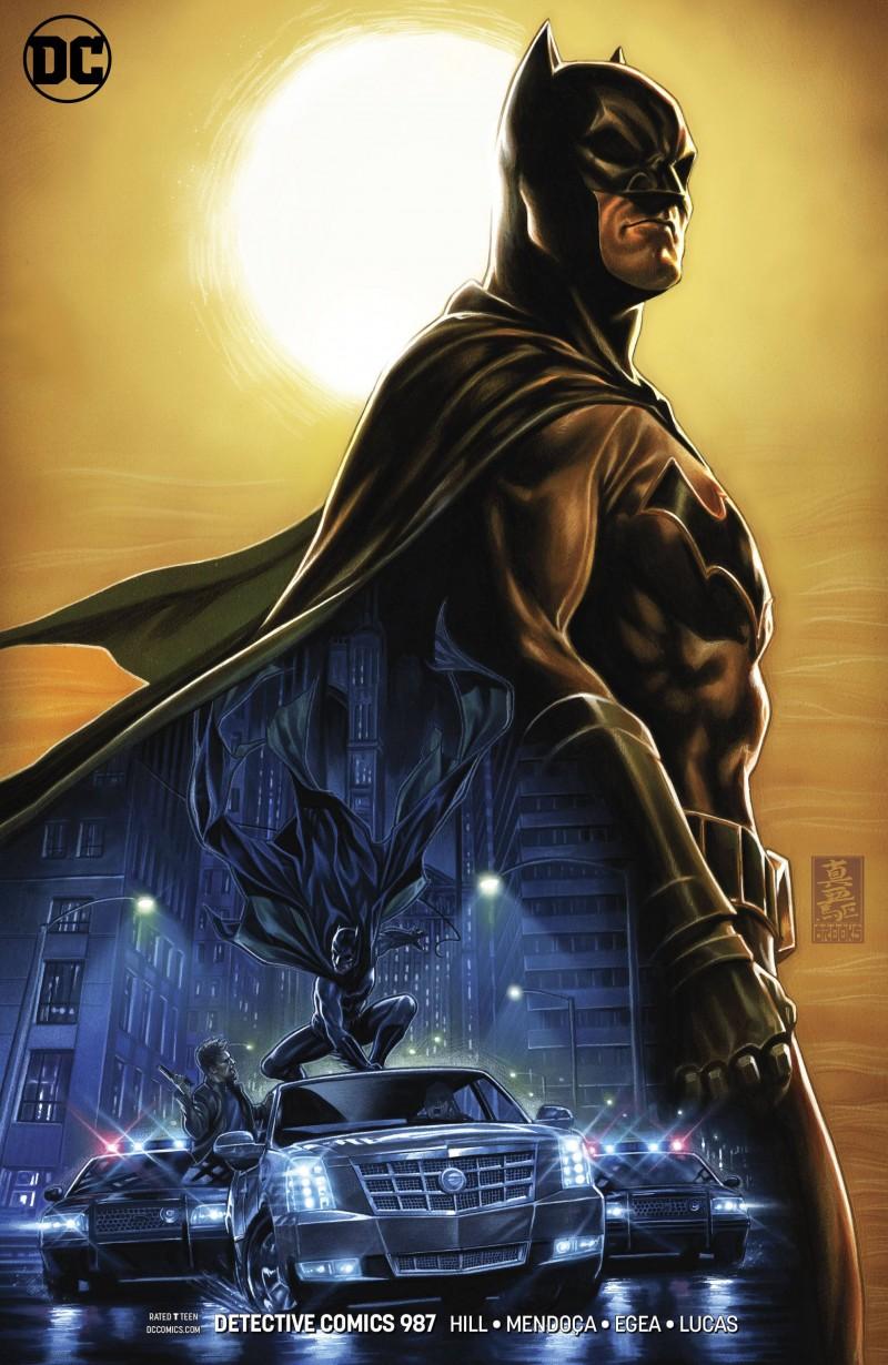 Detective Comics #987 CVR B
