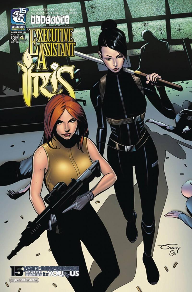 Executive Assistant Iris V5 #4