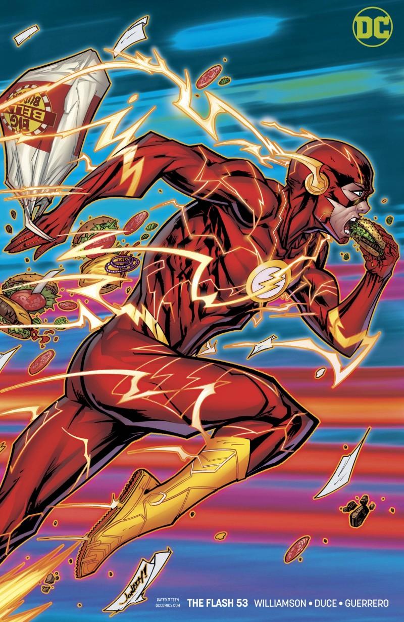 Flash  #53 CVR B