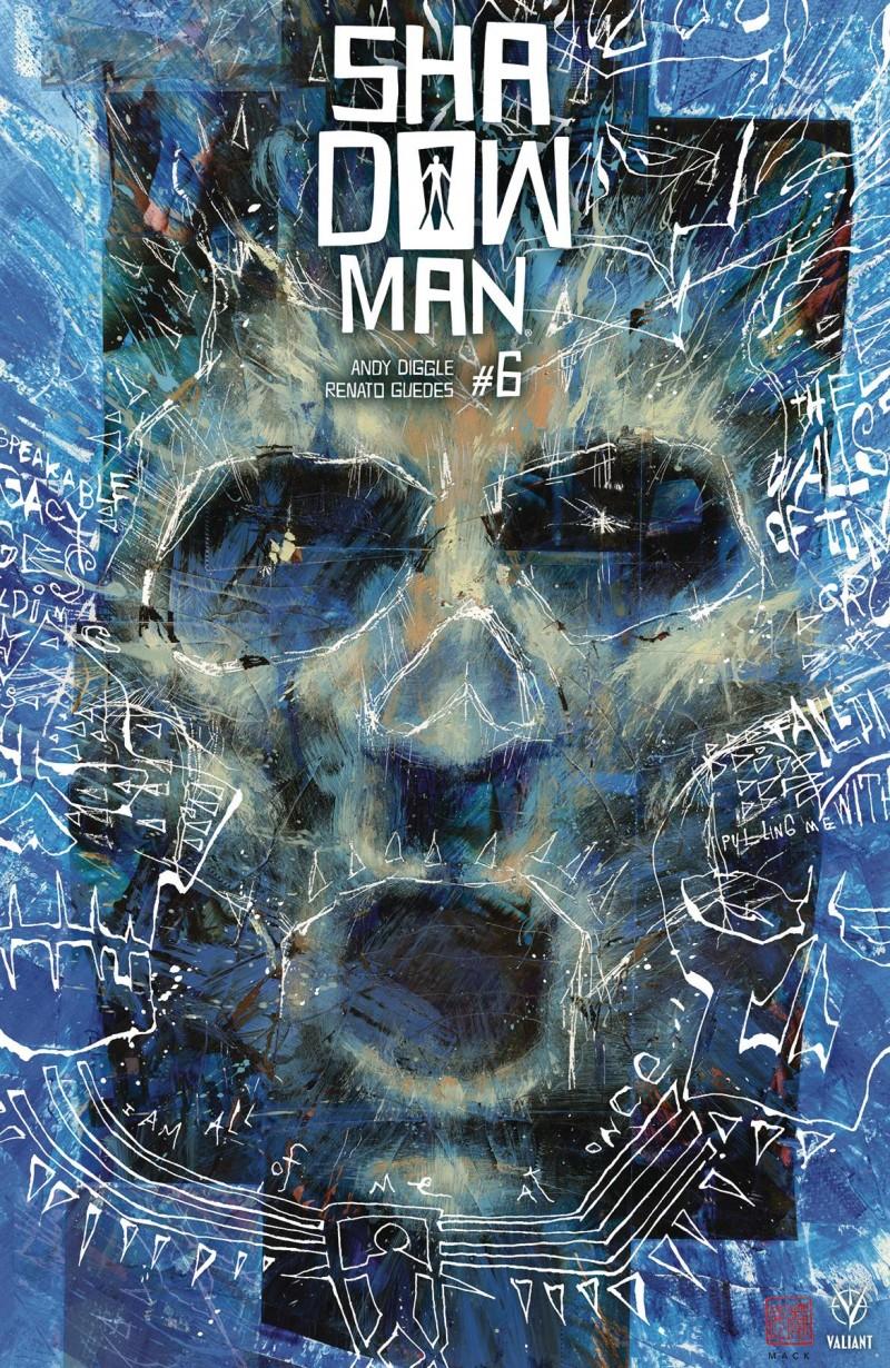 Shadowman V5 #6 CVR B Mack