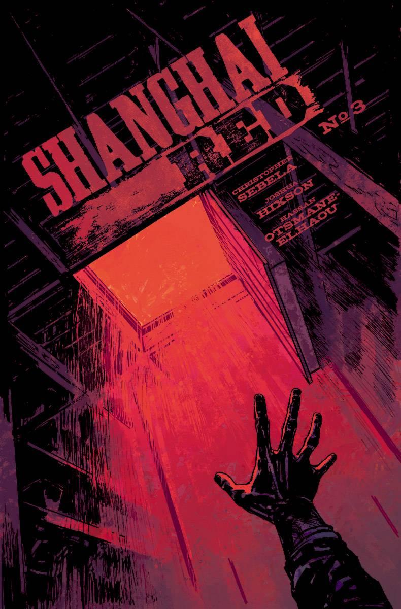 Shanghai Red #3 CVR A Hixson