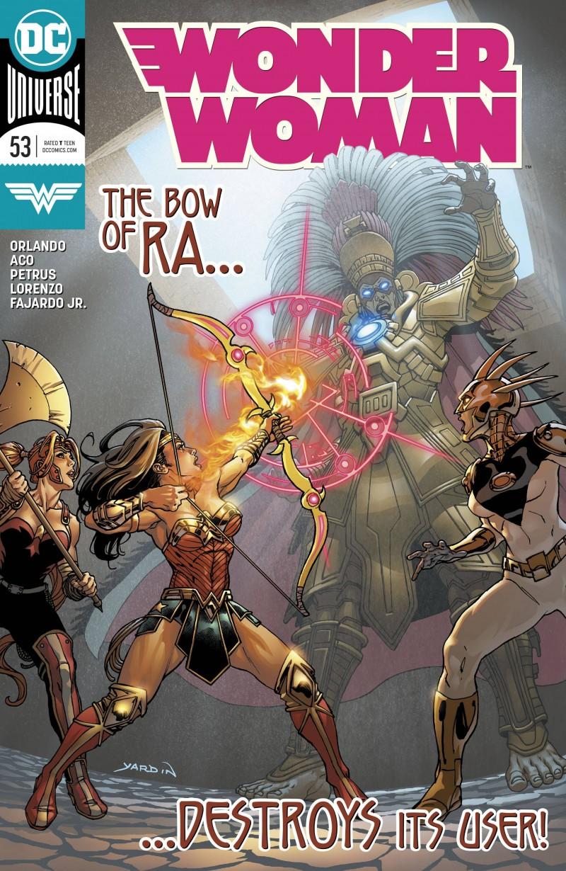 Wonder Woman V5 #53 CVR A