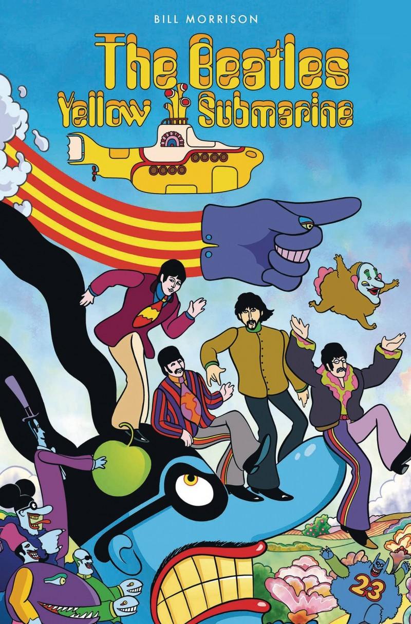 Beatles Yellow Submarine HC