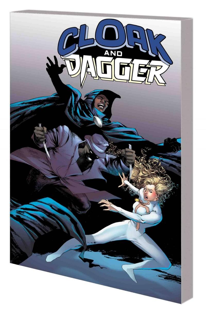 Cloak and Dagger TP Predator and Prey