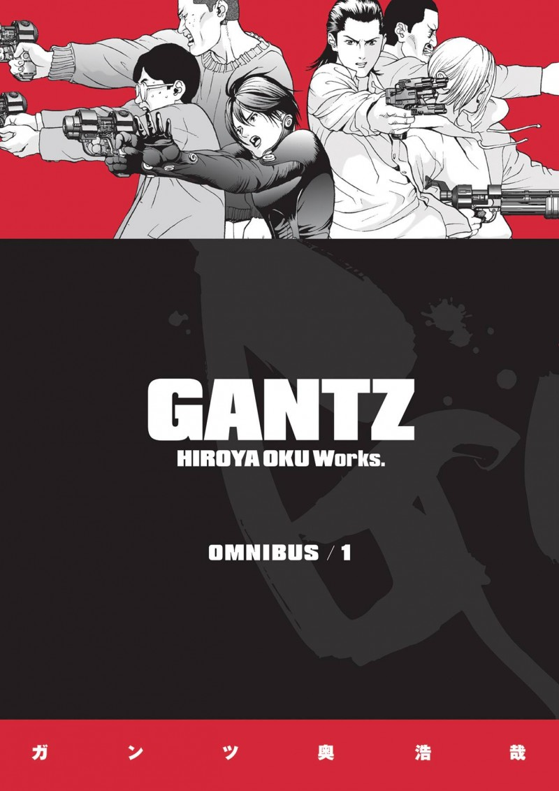 Gantz GN Omnibus Edition V1