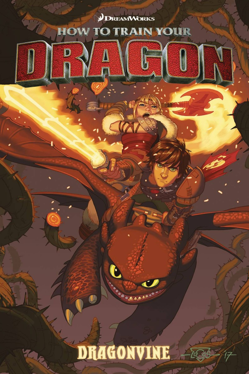 How to Train Your Dragon GN Dragonvine