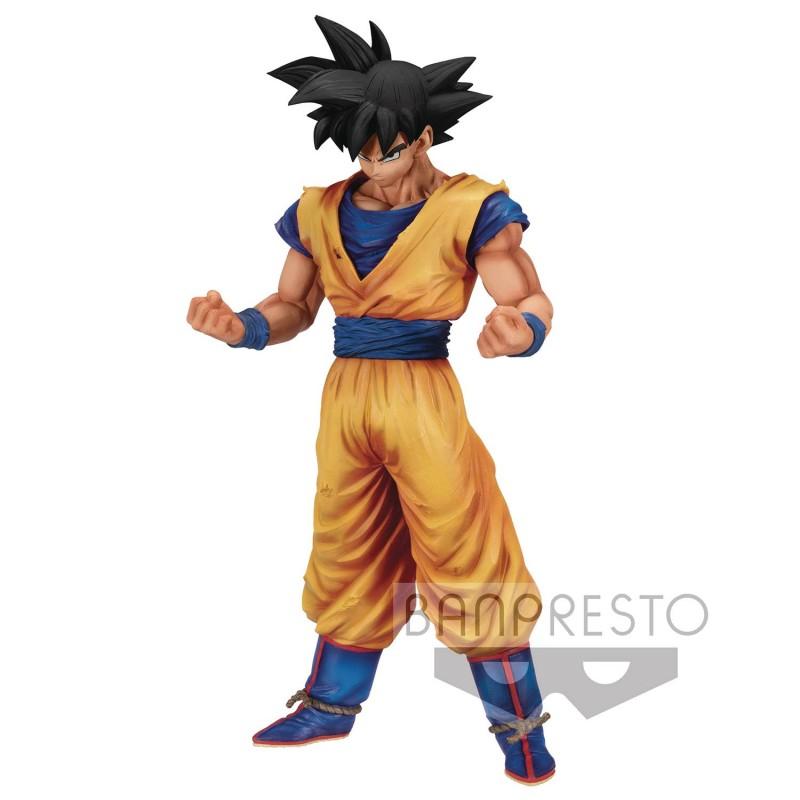 DBZ Grandista Resolution of Soldiers Figure Son Goku V2