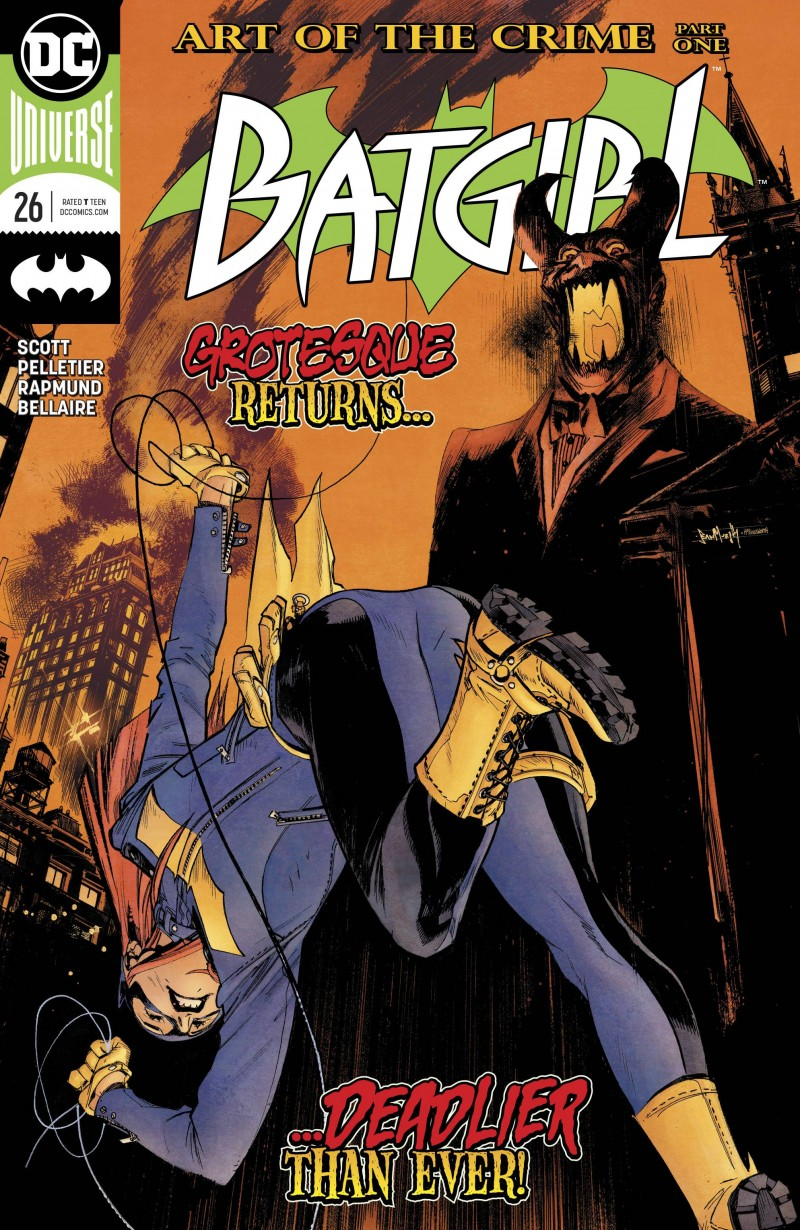 Batgirl V5 #26 CVR A