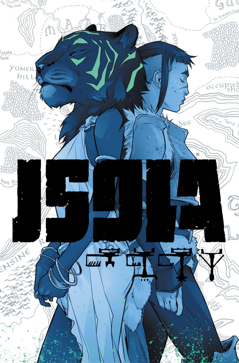 Isola #5 CVR A