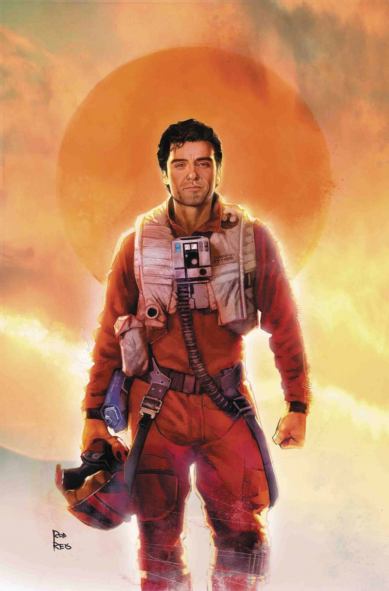 Star Wars Poe Dameron Annual #2