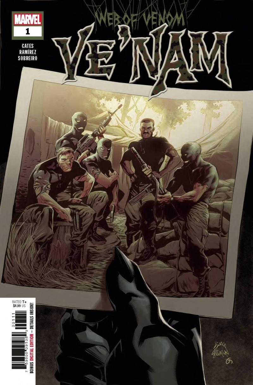 Web of Venom Ve Nam #1