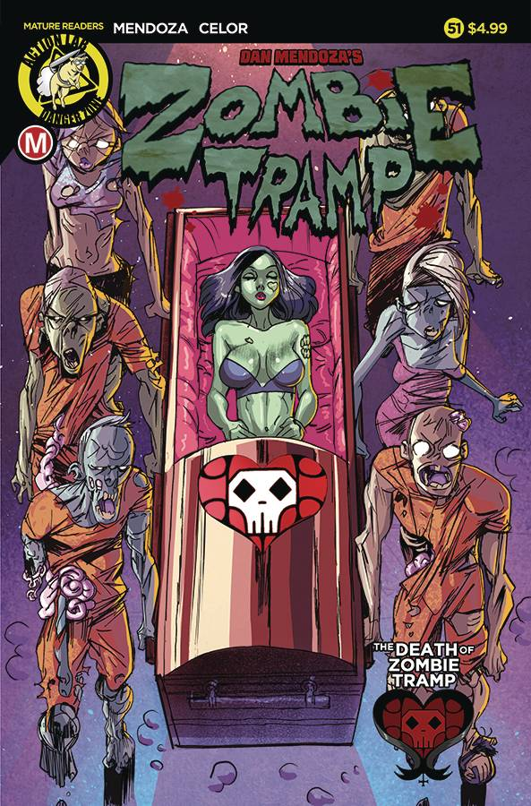 Zombie Tramp V3 #51 CVR A Celor