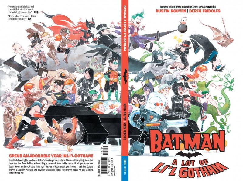 Batman TP a Lot of Lil Gotham