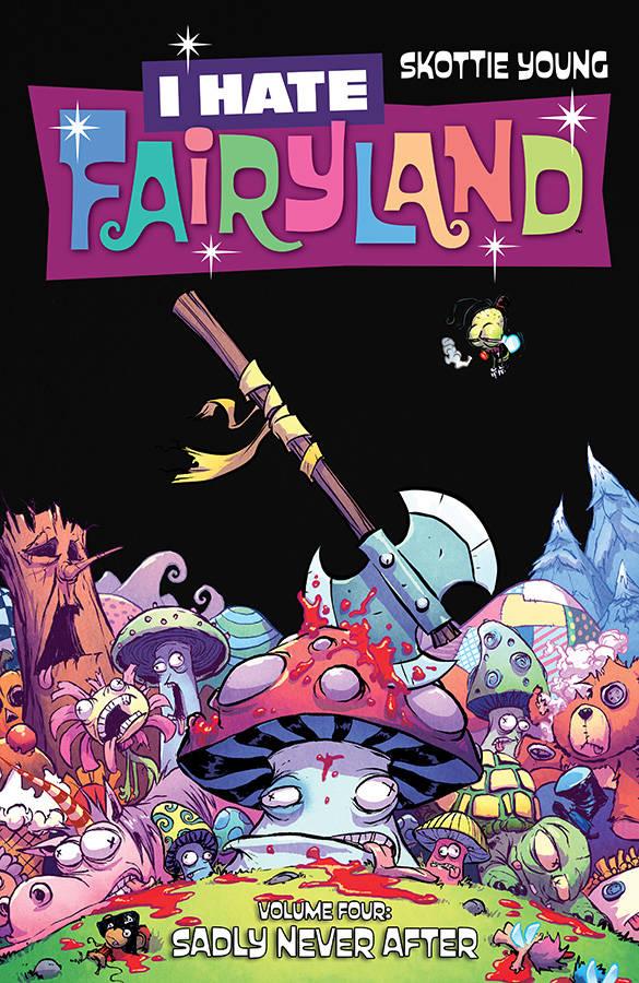 I Hate Fairyland TP V4