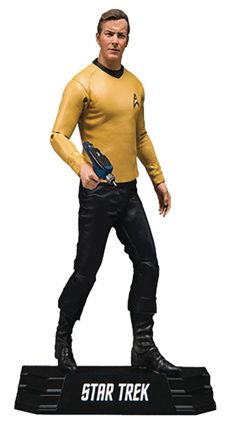 Star Trek 7inch AF Kirk