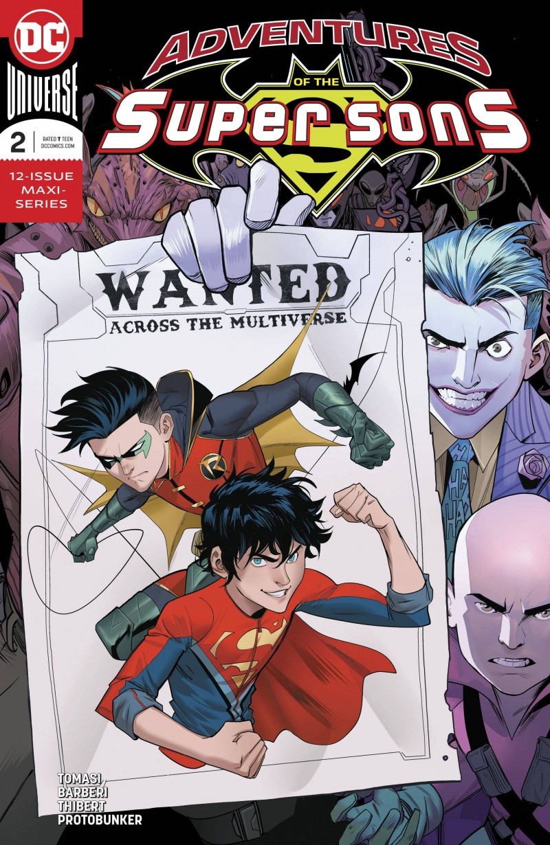 Adventures of the Super Sons #2