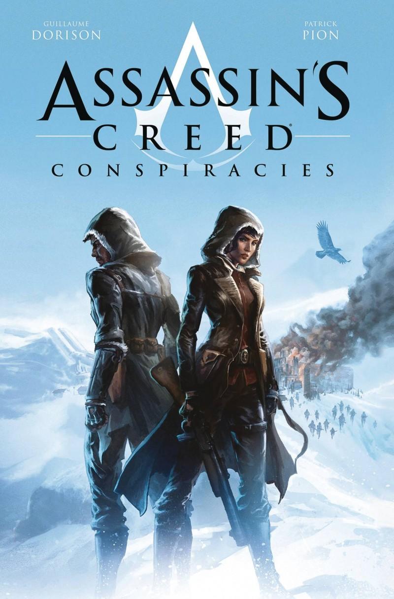 Assassins Creed Conspiracies #2
