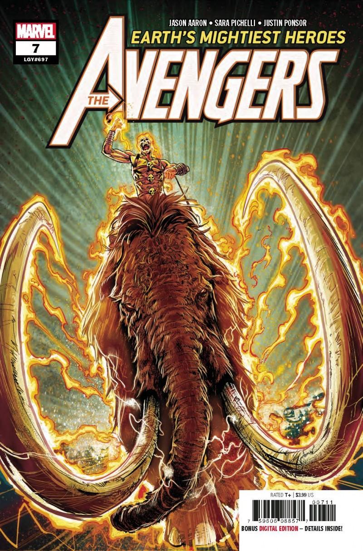 Avengers V7 #7