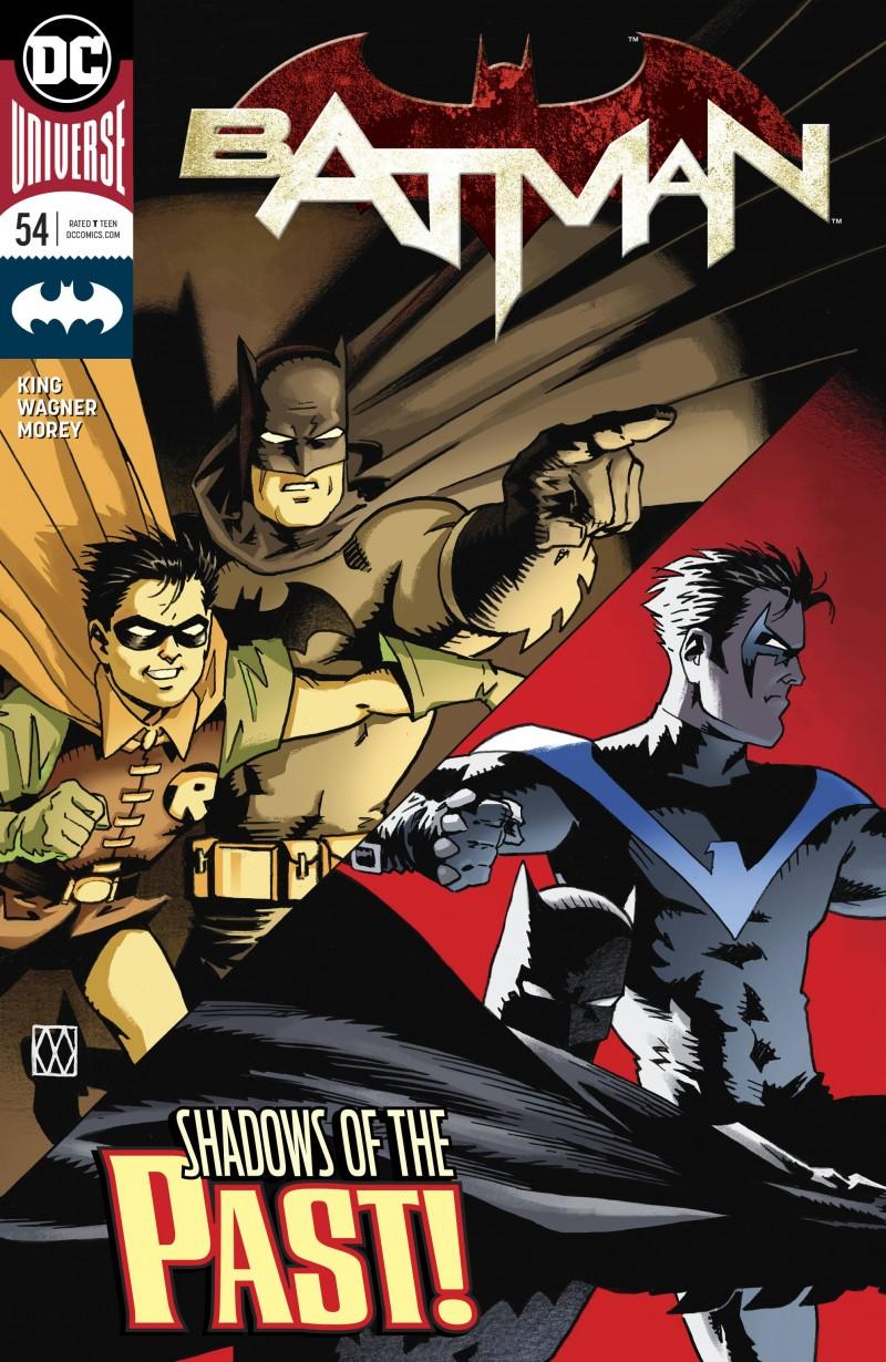 Batman V3 #54 CVR A