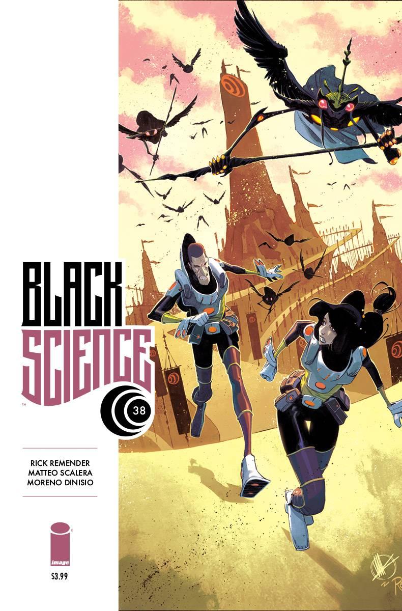 Black Science #38 CVR A Scalera