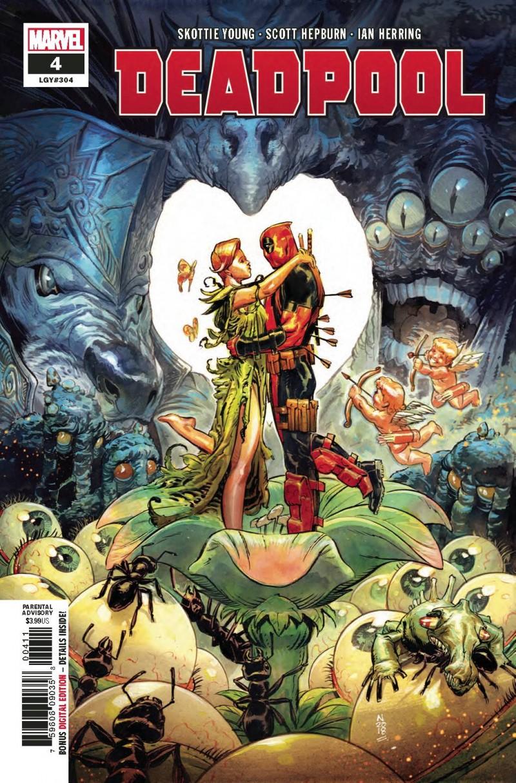 Deadpool V6 #4
