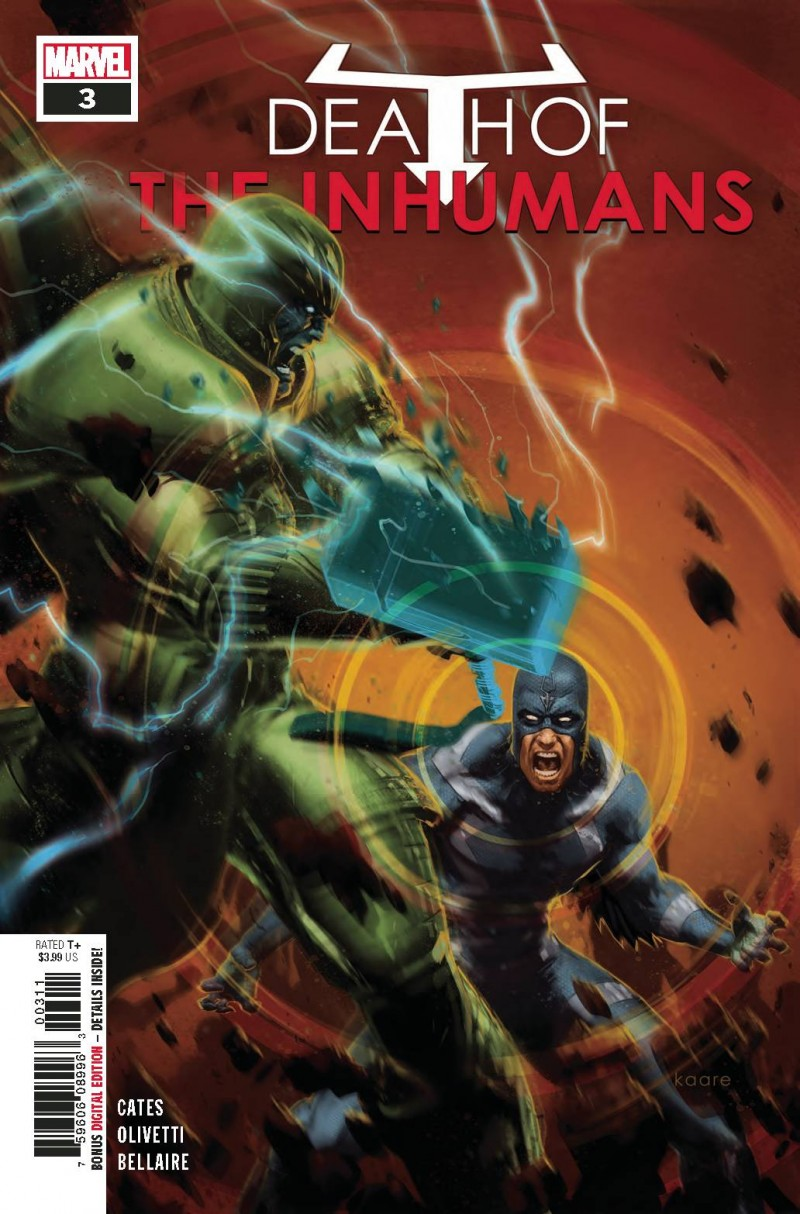 Death of Inhumans #3