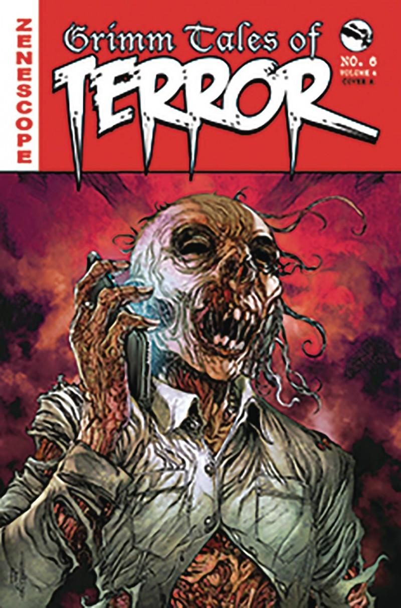 GFT Tales of Terror  #6 CVR A Tolibao
