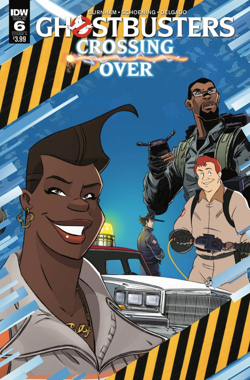 Ghostbusters Crossing Over #6