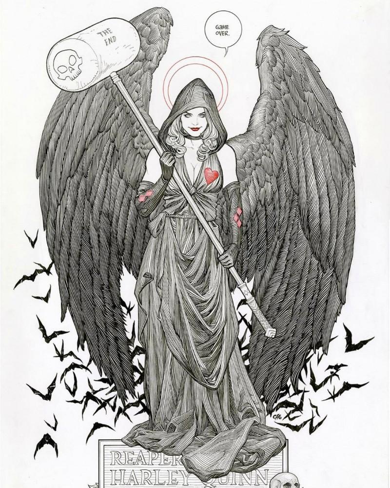Harley Quinn V3 #49 CVR B