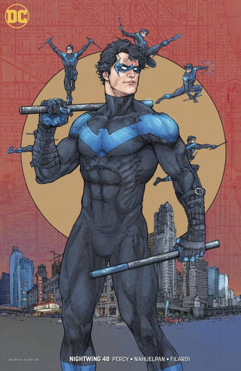 Nightwing V3 #48 CVR B