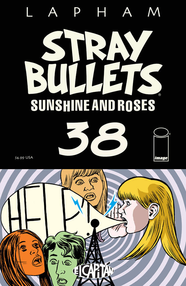 Stray Bullets Sunshine and Roses #38
