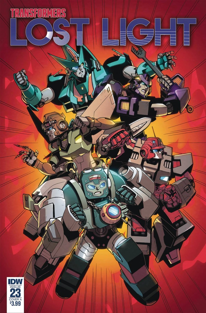 Transformers Lost Light #23