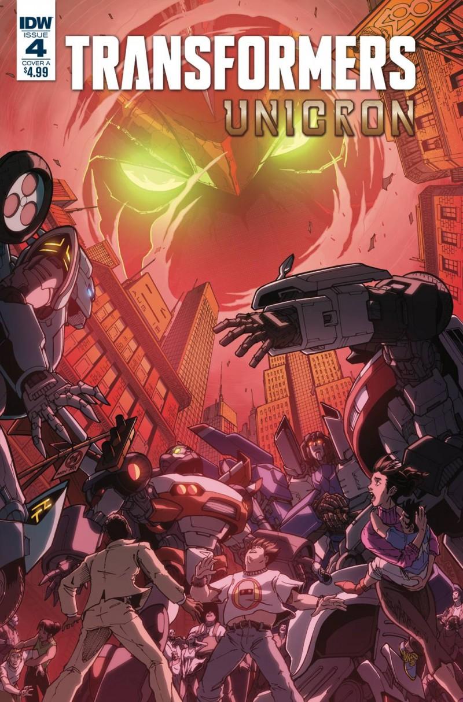 Transformers Unicron #4