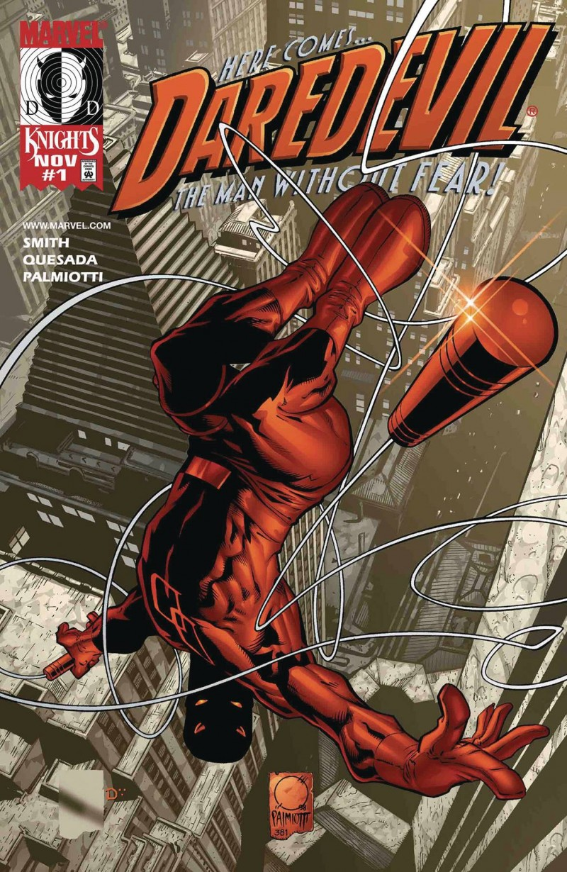 True Believers One-Shot Daredevil By Smith Quesada and Palmiotti