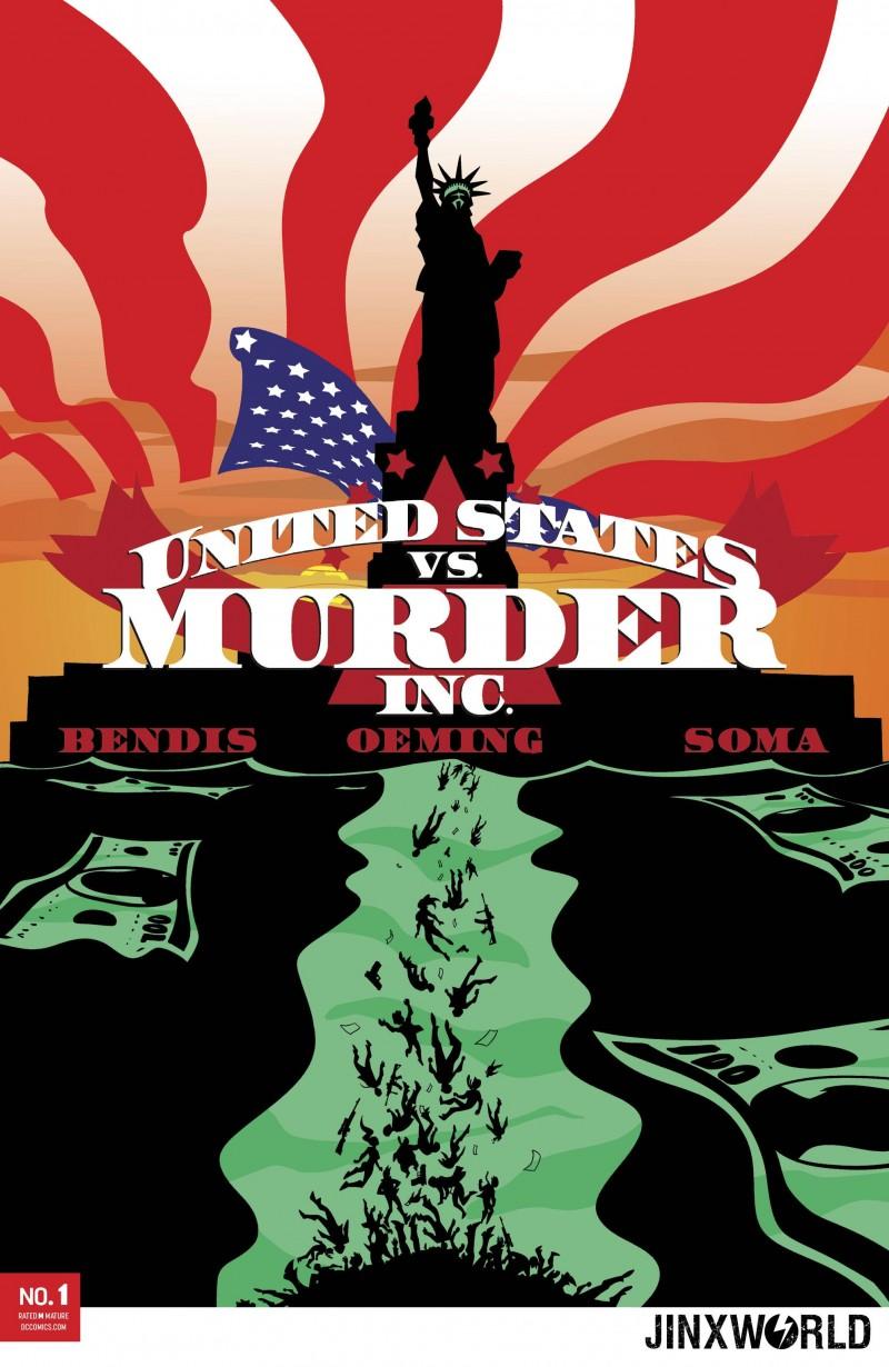 United States Vs Murder Inc #1 CVR A