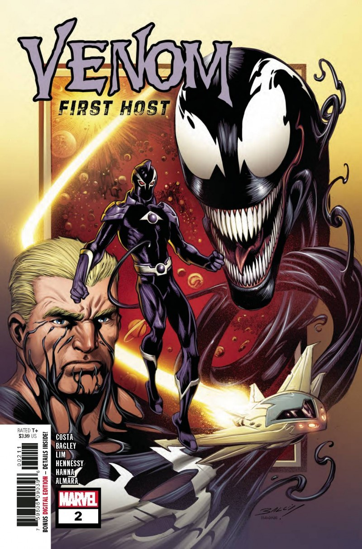 Venom First Host #2