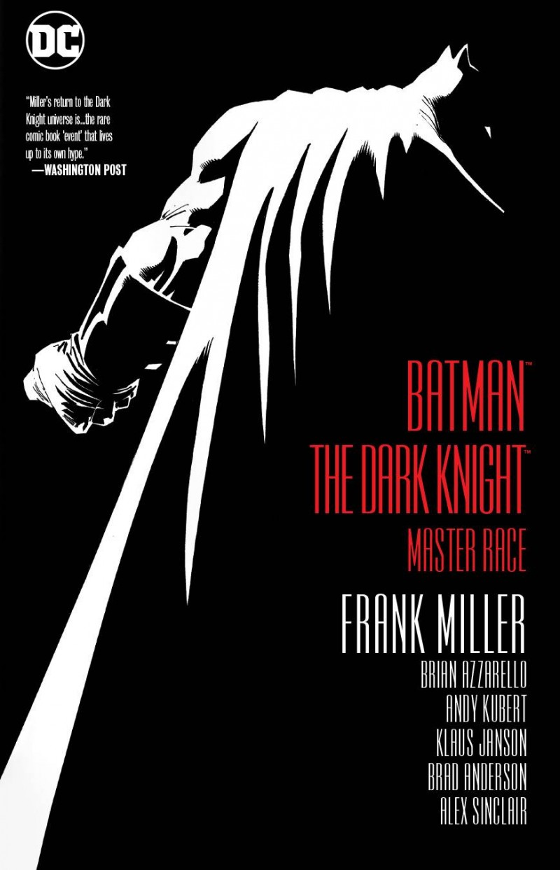 Batman TP Dark Knight III the Master Race