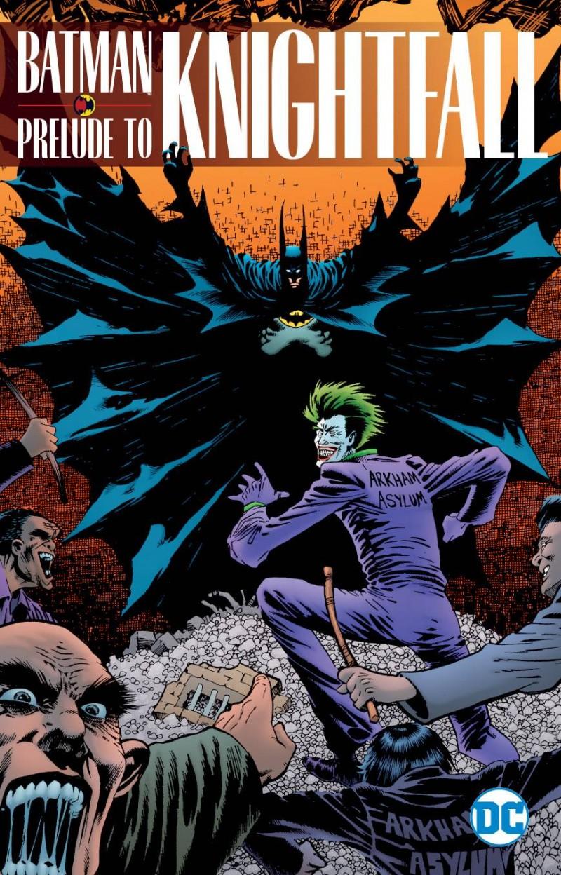 Batman TP Prelude to Knightfall