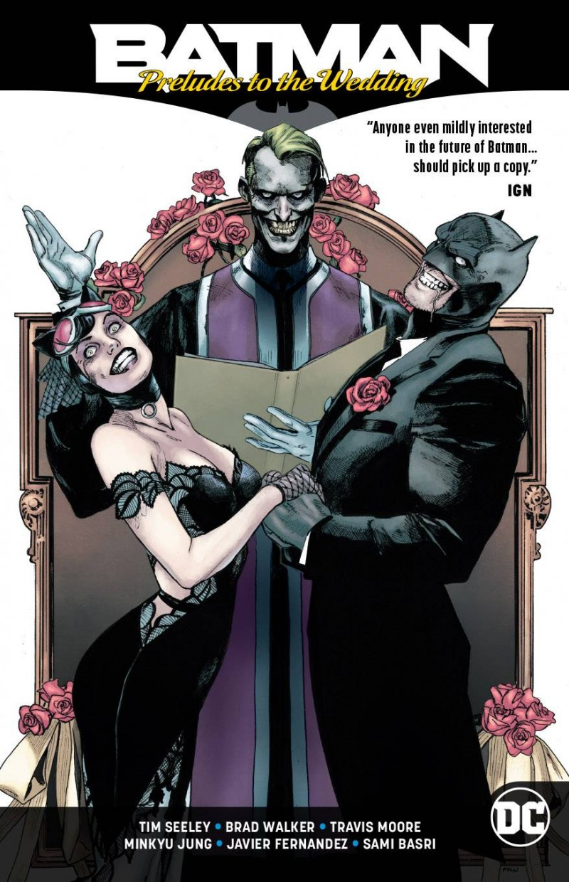 Batman TP Preludes to the Wedding