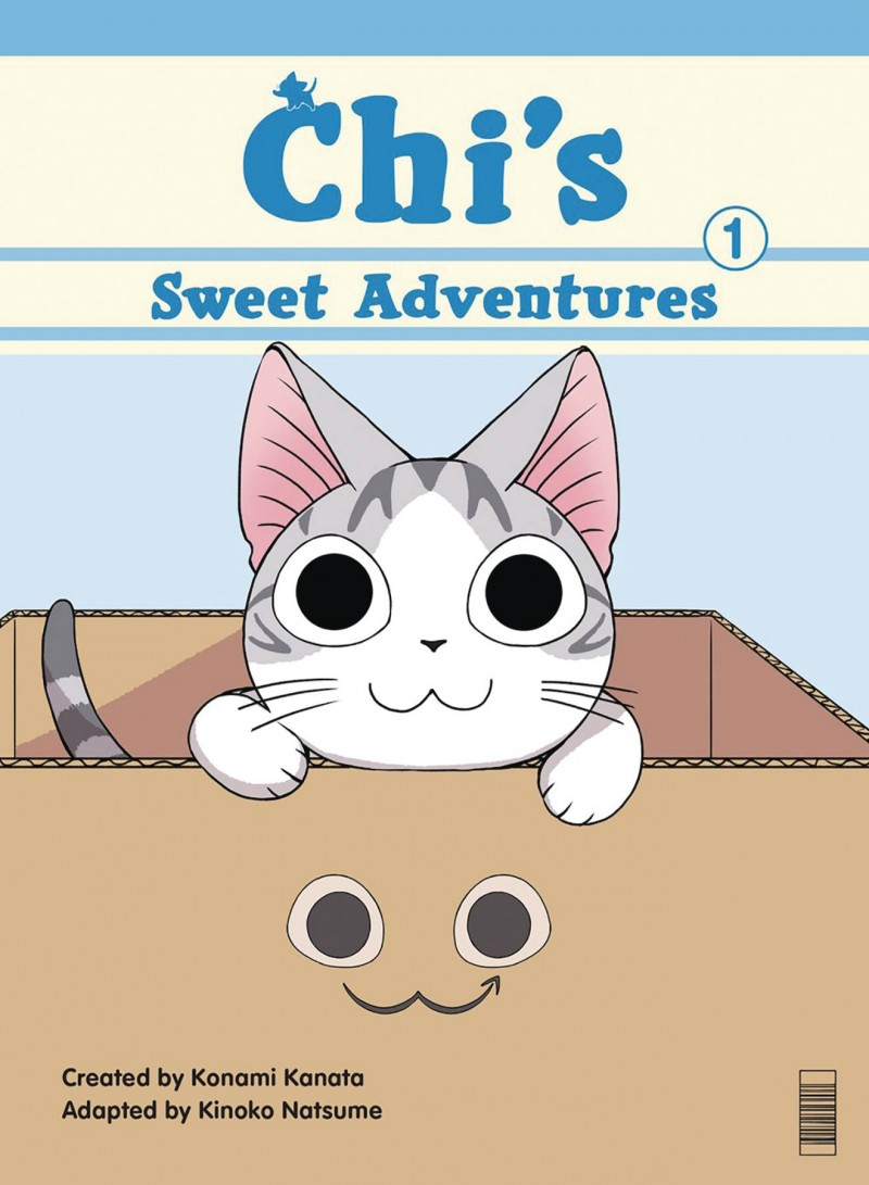 Chi Sweet Adventures GN V2