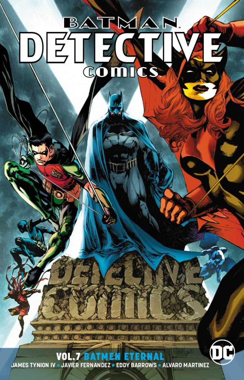 Detective Comics TP V7 Batman Eternal