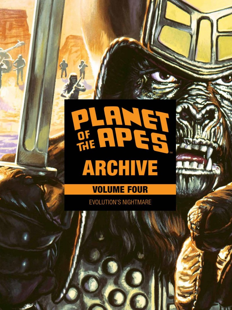 Planet of the Apes HC Archive V4