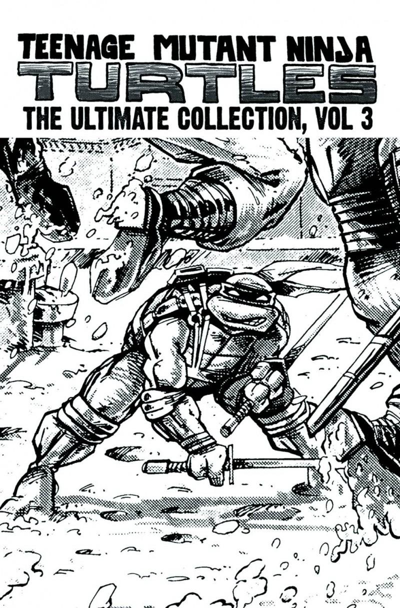 TMNT TP Ultimate Collection V3